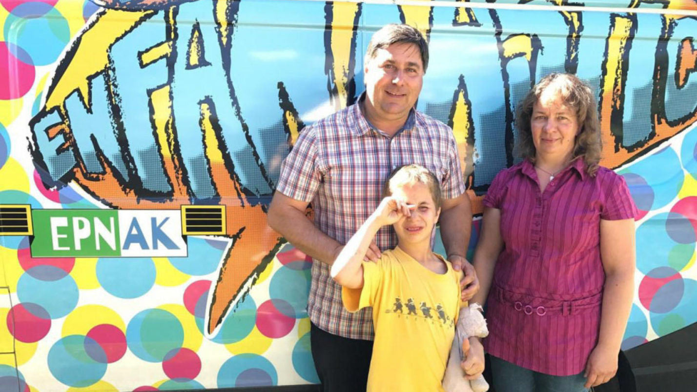 Le Parisien – Essonne : Auvers-Saint-Georges : un service itinérant accueille les enfants autistes